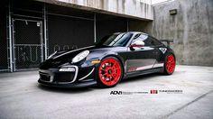 Porsche GT3RS..