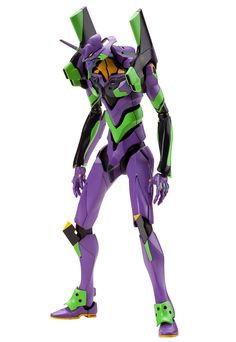 EVA-01 Robot figure Model Kit