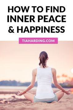 How to find inner peace and happiness. Live your life with peace, joy and contentment. Finding Inner Peace, Finding Happiness, Positive Mindset, Positive Life, Overcoming Depression, Ways To Be Happier, Friendship Day Quotes, New Beginning Quotes, Improve Mental Health