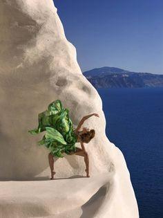 Wind beneath her wings.