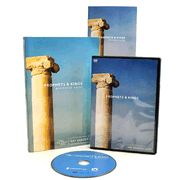 Prophets and Kings Faith Lessons Pack:  Discovery Guide and DVD - Will help you visualize the bible stories with a great bible teacher and historian