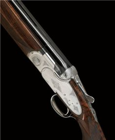 Beretta shotgun- so pretty!