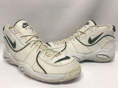 best service b8911 f0d86 VTG OG 1996 SAMPLE Nike Air Thrill Sonics Celtics Rare Payton Miller 17.5  Max  Nike  AthleticSneakers