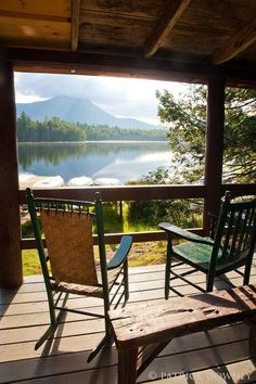 ~ Summers At The Lake ~ #cabin #rustic
