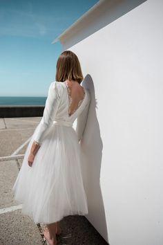 Robes de mariée : Collection 2018 Elodie MICHAUD   Blog mariage - M comme Madame