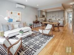 Clinton Hill condos that replaced a historic home launch sales from $875K