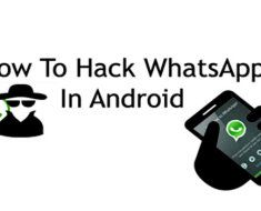 how to hack whatsapp in android device