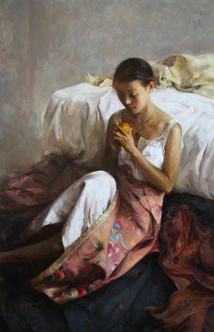 by Zhao Kailin (b1961, Bengbu, AnHui Province, China)
