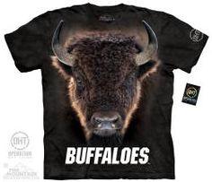 Colorado Buffaloes T-shirt | Big Face Buffalo