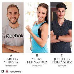 """He sido seleccionado como finalista en el concurso de #reebokreporter NECESITO VUESTRA AYUDA entrar en el Instagram de @reebokes y dejar un comentario con mi nombre ( José Luis Fernández ) o con mi letra """"C"""". El jueves será seleccionado el ganador para sé el nuevo #ReebokReporter vamoooos!! Y gracias por la oportunidad  #reeboklesmills #tribuspain #soydelatribu"""