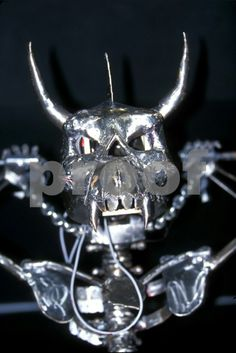 Blackie Lawless of W.A.S.P. Mic stand .. Unholy Terror era  #BlackieLawless #MicStand #wasp