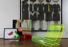 Kartell sedia LCP di Maarten Van Severen - Cerca con Google