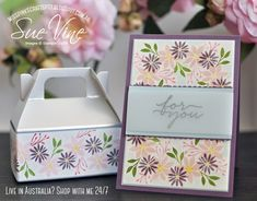 Sue Vine | MissPinksCraftSpot | Stampin' Up!® Australia Order Online 24/7 | Blooms and Wishes |#bloomsandwishes #handmadecard #rubberstamp #stampinup #misspinkscraftspot #suevine