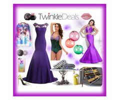 """""""Twinkle deals"""" by explorer-14673103603 ❤ liked on Polyvore featuring Fatboy, Christian Louboutin, Casetify, Rachel Allan, Vagabond House, Chantecaille, Lime Crime, mermaid, hoodie and fishtail"""