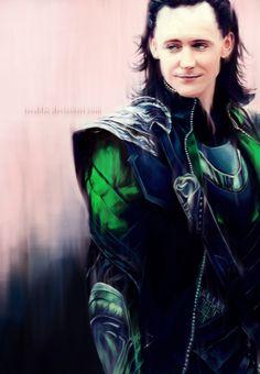 [Loki Hiddles] by teralilac on deviantART