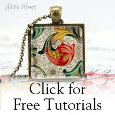 Free tutorials for jewelry crafters. Annie Howes makes it easy!
