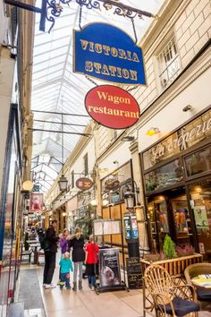 Les Passages Couverts - How To See the Best of Paris in One Day