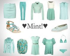 Mint <3