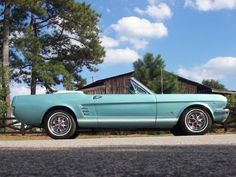 My future car- mustang convertible in turquoise :) 65 Mustang, 1966 Ford Mustang, Ford Mustangs, Cedarville Ohio, Porsche 356 Speedster, Ford Mustang Convertible, Porsche Cars, American Muscle Cars, Future Car