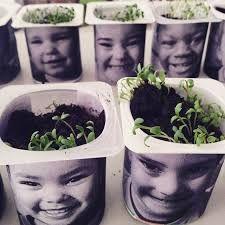 15 Awesome Classroom Ideas For Teachers - Basteln mit kindern Preschool Garden, Preschool Class, Preschool Activities, Theme Nature, Forest School, Grandparents Day, Plantation, Spring Garden, Childhood Education