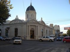 Olavarria - Argentina - A quaint old-style town in the center of the province of Buenos Aires.