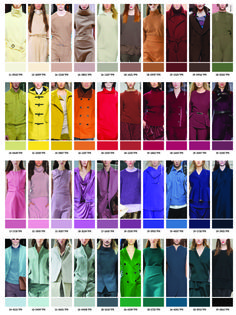 Colores para el Invierno 2015 Color Trends, Pantone, Style Guides, Fashion Guide, Fashion 2014, Most Beautiful, My Style, Casual, How To Wear