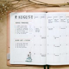 "2,216 Likes, 34 Comments - Lavennz Ooi (@penpapersoul) on Instagram: ""Hello August! * Here's a combination of my work & personal calendars. * Work events are copied from…"""