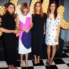 Shop the Best Street Style Looks From London Fashion Week via @WhoWhatWear