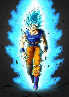 Dragon Ball Super | Super Saiyan God Goku - Revival of 'F'