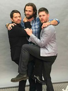 Misha,Jensen, and Jared :)
