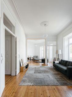 Apartment in Estrela by Aurora Arquitectos (4)