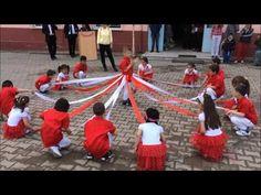 23 Nisan Gösterisi Anasınıfı - YouTube