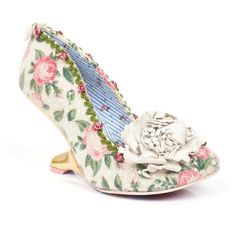 Irregular Choice Missing Link Wedding Shoes