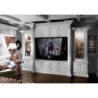 Photo Gallery - TV Cabinets - 714-573-1700 - Pearlworksinc.com Dressing Table Wooden, Exterior Design, Interior And Exterior, Flexible Molding, Decorative Mouldings, Tv Cabinets, Baseboards, Bookcases, Photo Galleries