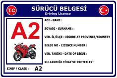 Güncel A2 Ehliyet Alma Süreçleri ve Ücretleri | Türkiye'nin En Büyük Motosiklet Forumu