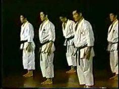 Shotokan Karate-Do All Heian Kata Japanese Karate Association - Martial Arts Jka Karate, Shotokan Karate Kata, Japanese Karate, Kagawa, Self Defense Techniques, Hand To Hand Combat, Hapkido, Krav Maga, Taekwondo