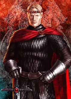 Aegon I Targaryen was the first Lord of the Seven Kingdoms and king on the Iron Throne, having conquered six of the Seven Kingdoms during the Conquest. He was the founder of the ruling Targaryen dynasty of Westeros.