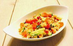 Meine Sattmacher: Sattmacher Blitz Couscous Salat