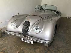 XK120, Jaipur (© Claus Mueller)