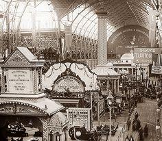Chicago - 1893. - World Columbian Exposition - Tesla system