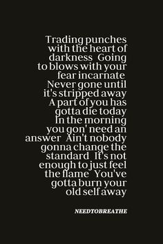 Hard Love | NEEDTOBREATHE