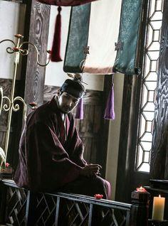 King in agony_Korean tv drama 'Traitor' 역적