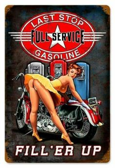 The old american art of the #PinUp !!!