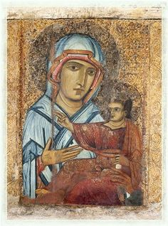 the Mother of God - Our Lady of Saint Luke