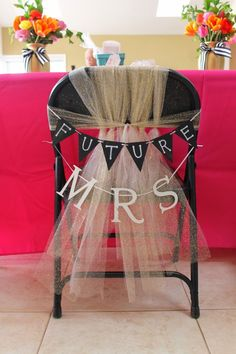 Unique summer themed bridal shower ideas 26