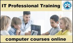 If you are yet to learn the skills that will get you into IT industry, then you are at the right place on the right time, we are here to discuss joining computer courses online.
