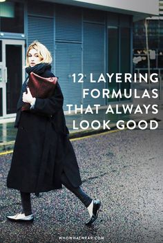 Fresh layering ideas inspired by 12 top fashion bloggers