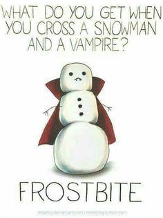Frostbite - Kids Joke