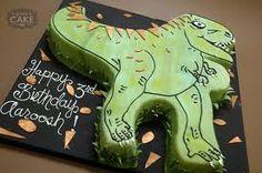 tyrannosaurus rex cake - Google Search