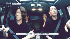 Hong Jong Hyun and Lee Soo Hyuk